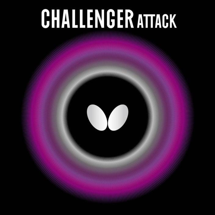 Okładzina Challenger Attack