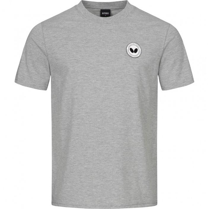 T-Shirt Kihon Kids szary